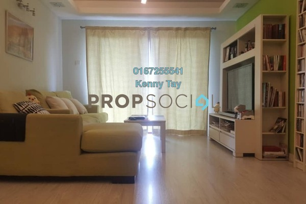 For Sale Condominium at Villamas, Sungai Buloh Freehold Fully Furnished 3R/2B 610k