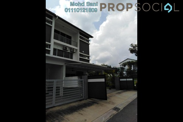 For Sale Terrace at Fairfield Residences @ Tropicana Heights, Kajang Leasehold Fully Furnished 6R/6B 1.8m
