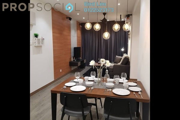 For Sale Apartment at Sri Cassia, Bandar Puteri Puchong Freehold Fully Furnished 3R/2B 415k