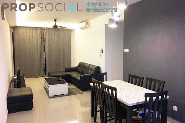 For Sale Condominium at Kiara Residence 2, Bukit Jalil Freehold Fully Furnished 3R/2B 587k