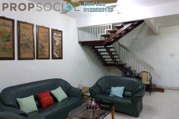 For Sale Terrace at Taman Putra Sulaiman, Ampang Freehold Semi Furnished 4R/3B 729k