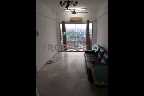For Rent Condominium at City Heights Apartment, Kajang Freehold Semi Furnished 3R/2B 750translationmissing:en.pricing.unit