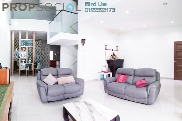 For Sale Terrace at Taman Bukit Serdang, Seri Kembangan Freehold Semi Furnished 5R/5B 1.45m