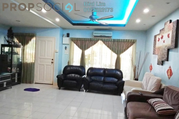 For Sale Terrace at PP 3, Taman Putra Prima Freehold Semi Furnished 4R/3B 683k
