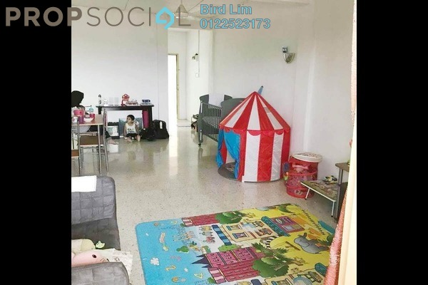 For Sale Apartment at Mutiara Court, Cheras Freehold Semi Furnished 3R/2B 199k