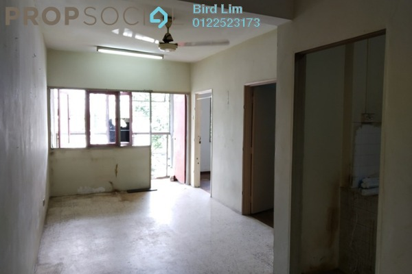 For Sale Apartment at Pandan Indah, Pandan Indah Freehold Unfurnished 3R/1B 178k