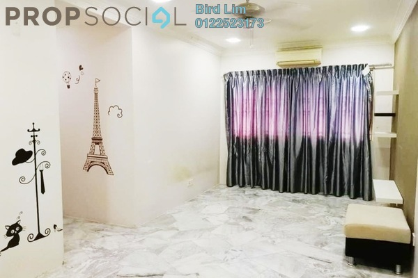 For Sale Apartment at Sri Cempaka Apartment, Bandar Puteri Puchong Freehold Semi Furnished 3R/2B 328k