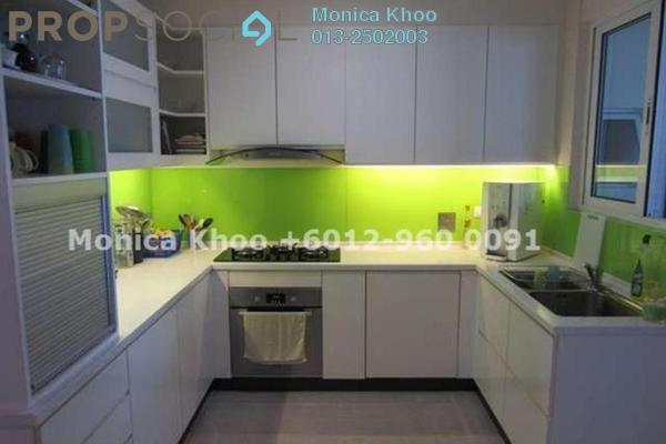For Rent Condominium at Hijauan Kiara, Mont Kiara Freehold Semi Furnished 4R/6B 15.5k