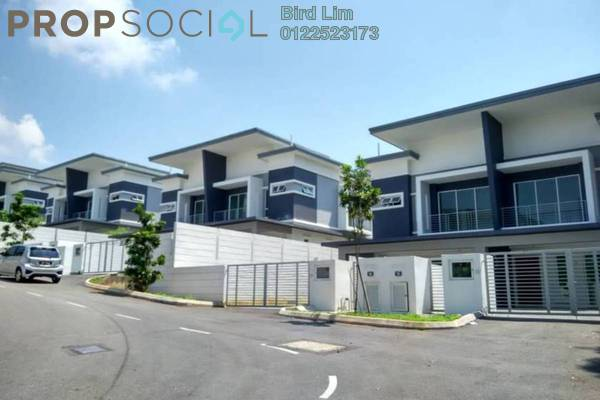 For Sale Semi-Detached at Ridgeview Residences, Kajang Freehold Unfurnished 5R/3B 1.18m