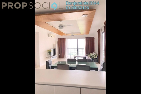 For Sale Condominium at The Westside Two, Desa ParkCity Freehold Fully Furnished 3R/2B 1.5m