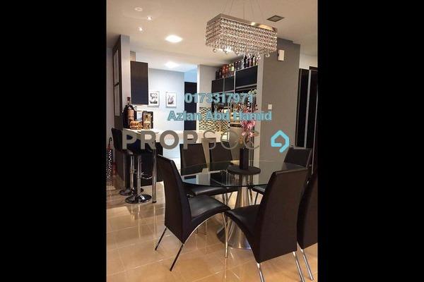 For Sale Condominium at Riana Green East, Wangsa Maju Leasehold Fully Furnished 3R/3B 780k