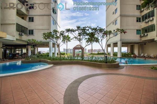 For Sale Condominium at D'Alamanda, Cheras Freehold Semi Furnished 3R/2B 470k