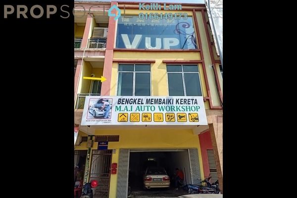 For Sale Shop at Batu Belah, Klang Freehold Unfurnished 0R/2B 230k