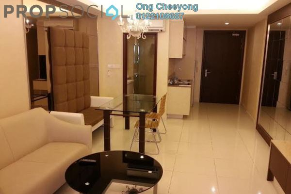 For Rent Serviced Residence at Chelsea, Sri Hartamas Freehold Fully Furnished 1R/1B 1.85k