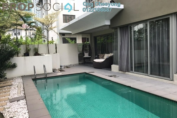 For Rent Bungalow at HPY Residences, Kuala Lumpur Freehold Semi Furnished 5R/5B 16k
