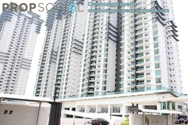 For Rent Condominium at Kiara Residence 2, Bukit Jalil Freehold Fully Furnished 3R/3B 2.1k