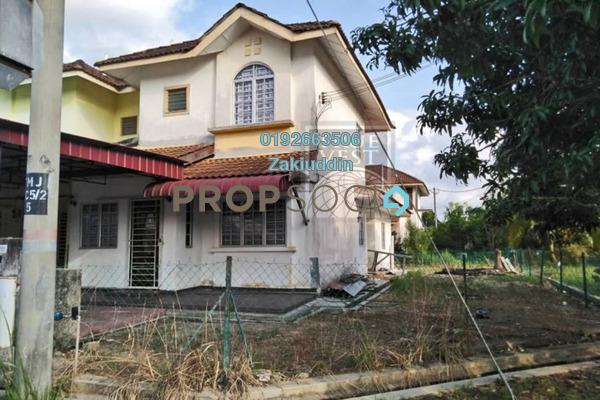 For Sale Terrace at Taman Malawati Jaya, Kuala Selangor Freehold Semi Furnished 4R/3B 400k