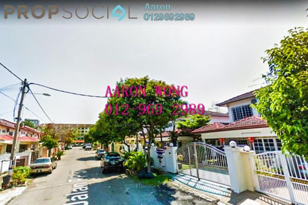 For Sale Terrace at Taman Pinggiran Putra, Bandar Putra Permai Freehold Semi Furnished 4R/3B 528k