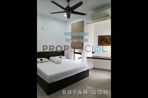 For Rent Apartment at Bayshore Apartment, Tanjung Bungah Freehold Fully Furnished 3R/2B 1.8k