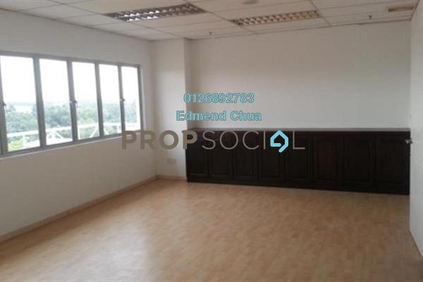 For Rent Office at Wisma BU8, Bandar Utama Freehold Semi Furnished 0R/0B 3.5k