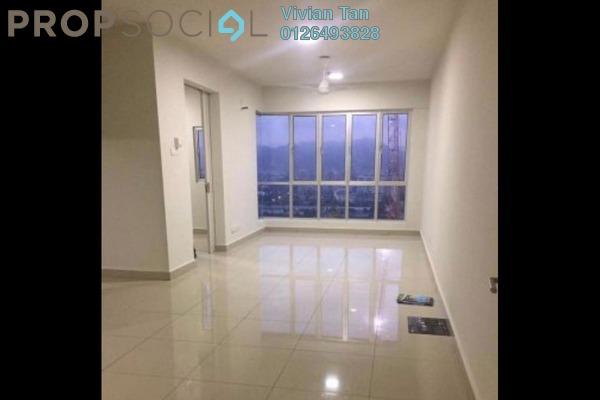 For Rent Condominium at Maxim Citilights, Sentul Freehold Semi Furnished 3R/2B 1.3k