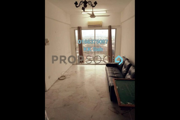 For Rent Apartment at City Heights Apartment, Kajang Freehold Semi Furnished 3R/2B 750translationmissing:en.pricing.unit