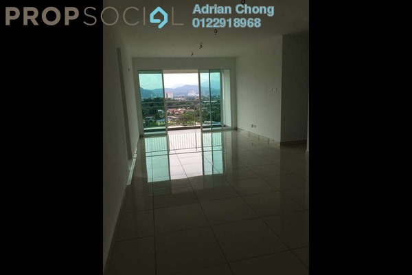 For Rent Apartment at Bayu Sentul, Sentul Freehold Unfurnished 3R/2B 1.2k