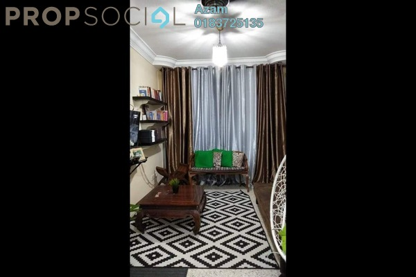 For Rent Apartment at Ukay Perdana, Ukay Freehold Semi Furnished 3R/2B 1k