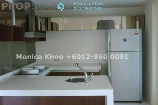 For Rent Condominium at Tiffani Kiara, Mont Kiara Freehold Semi Furnished 4R/5B 12k