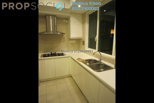For Rent Condominium at 11 Mont Kiara, Mont Kiara Freehold Semi Furnished 4R/5B 12.5k