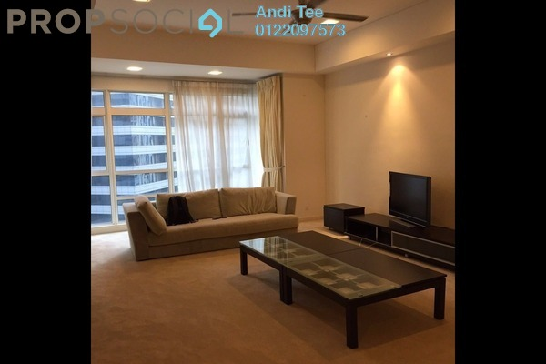 For Sale Condominium at Binjai Residency, KLCC Freehold Fully Furnished 3R/3B 1.98m