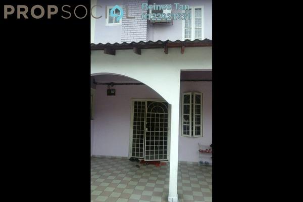 For Sale Terrace at Taman Belimbing, Seri Kembangan Freehold Semi Furnished 4R/3B 430k