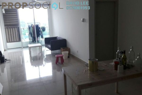 For Rent Condominium at Pacific Place, Ara Damansara Leasehold Fully Furnished 1R/1B 1.4k