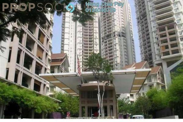 For Rent Condominium at Seri Maya, Setiawangsa Freehold Semi Furnished 3R/2B 2.7k