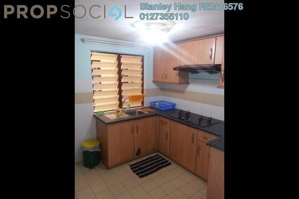 For Rent Condominium at Koi Legian, Bandar Puchong Jaya Leasehold Semi Furnished 4R/3B 1.7k