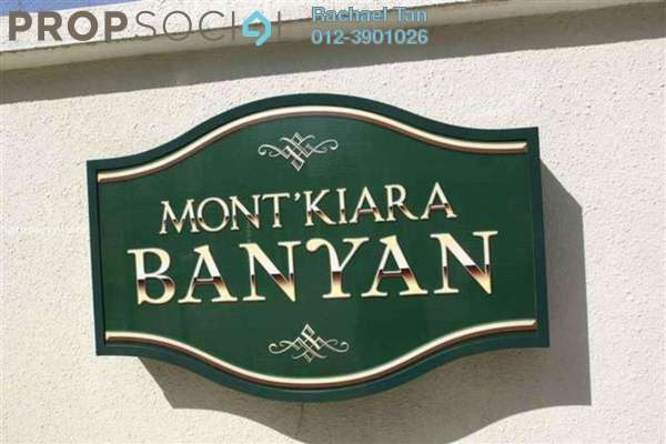 For Sale Condominium at Mont Kiara Banyan, Mont Kiara Freehold Fully Furnished 3R/3B 1.45m