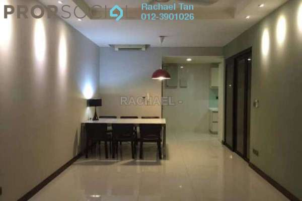 For Rent Condominium at The Northshore Gardens, Desa ParkCity Freehold Fully Furnished 1R/1B 2.8k