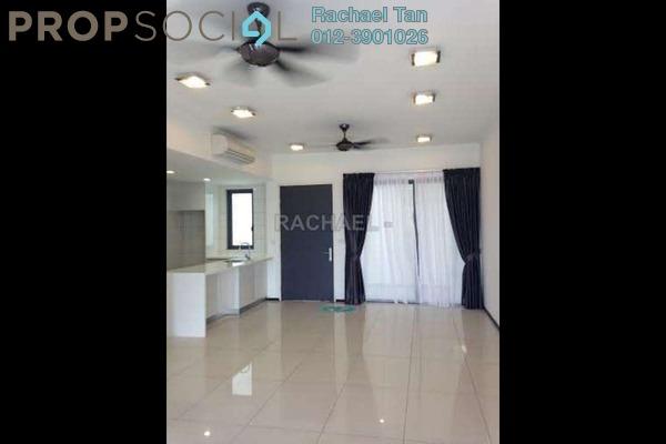 For Rent Condominium at The Breezeway, Desa ParkCity Freehold Semi Furnished 3R/2B 3.3k