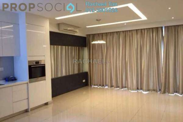 For Rent Condominium at The Westside One, Desa ParkCity Freehold Semi Furnished 3R/3B 4.1k