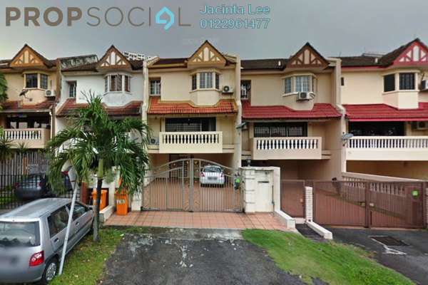 For Sale Terrace at Gasing Indah, Gasing Heights Freehold Unfurnished 4R/3B 1.3m