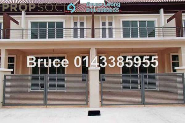 For Rent Terrace at Ampang Saujana, Ampang Leasehold Unfurnished 3R/3B 1.8k