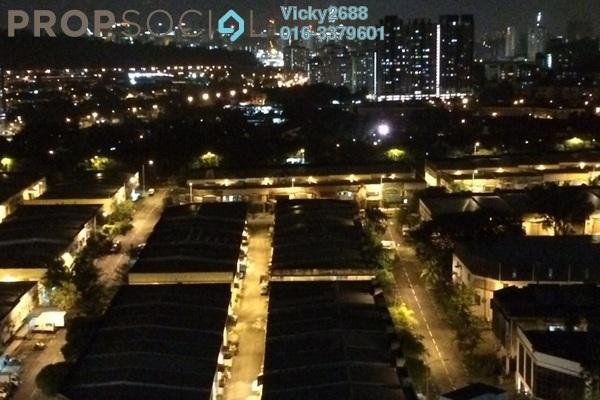 For Rent Apartment at OUG Parklane, Old Klang Road Freehold Semi Furnished 3R/2B 1.3k