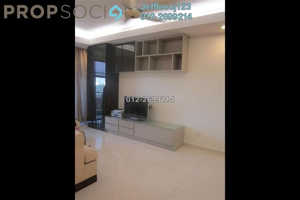 For Rent Condominium at Casa Indah 1, Tropicana Leasehold Fully Furnished 2R/2B 2.5k