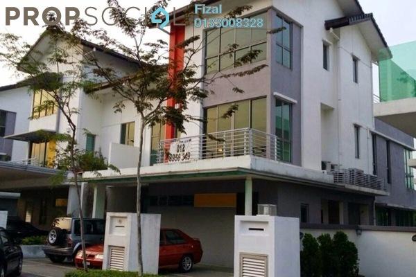For Sale Semi-Detached at Sutera Damansara, Damansara Damai Leasehold Unfurnished 6R/6B 1.7m