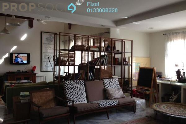 For Sale Duplex at Villa Flora, TTDI Freehold Semi Furnished 4R/3B 1m