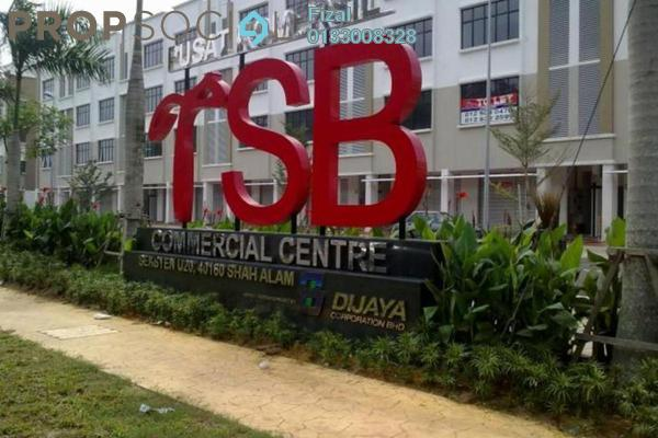 For Sale Office at TSB Commercial Centre, Sungai Buloh Leasehold Unfurnished 1R/4B 3.4m