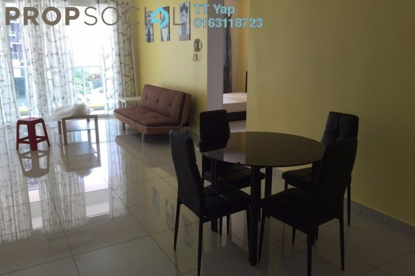 For Rent Condominium at The Regina, UEP Subang Jaya Leasehold Fully Furnished 3R/3B 2.3k