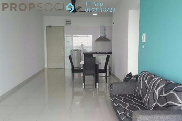 For Rent Condominium at The Regina, UEP Subang Jaya Leasehold Semi Furnished 3R/3B 1.6k