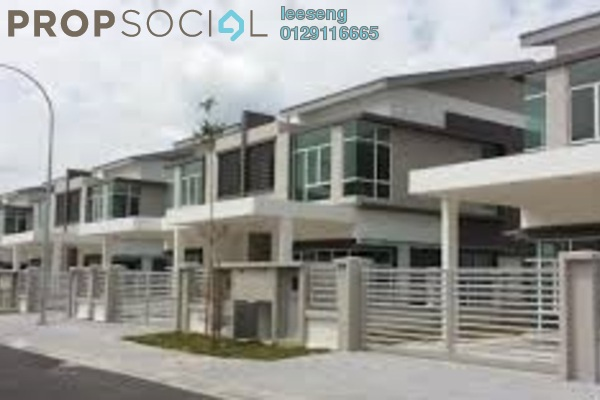 For Rent Semi-Detached at Bandar Bestari, Klang Freehold Unfurnished 5R/4B 1.8千