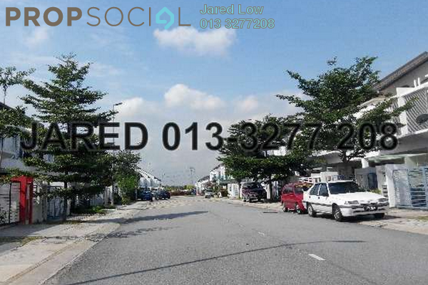 For Sale Terrace at Damai Residences, Kota Kemuning Freehold Semi Furnished 4R/4B 830k